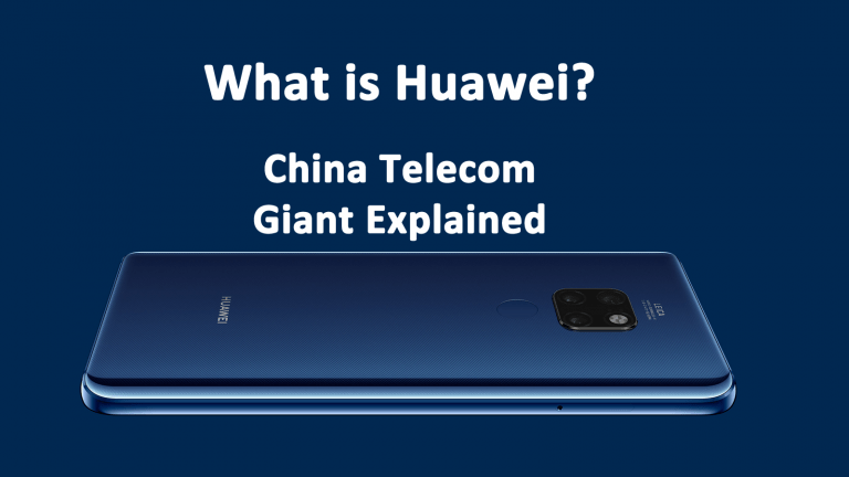 What is Huawei