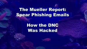 Mueller Report Phishing Emails