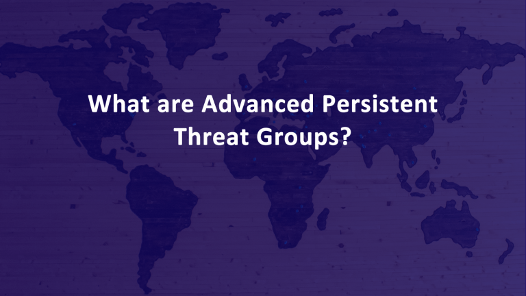 Advanced Persistent Threat List