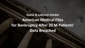American Medical Bankruptcy