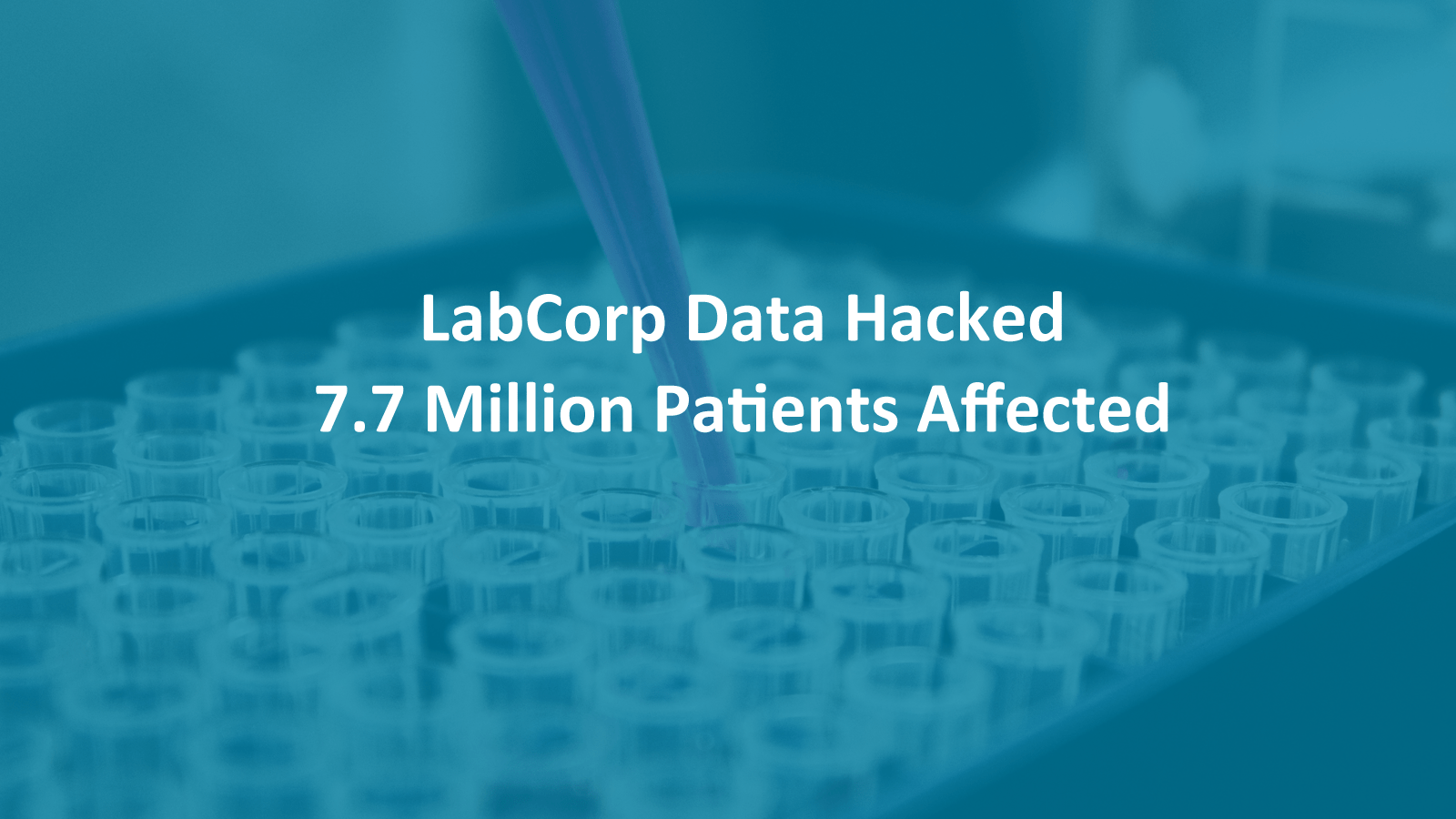 LabCorp Data Hacked