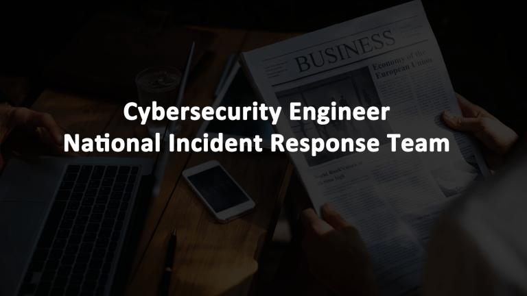 Cybersecurity Engineer Federal Reserve