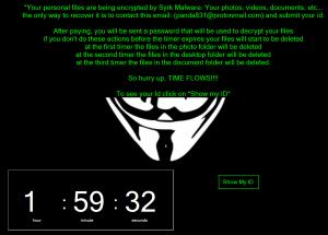 Fortnite Ransomware