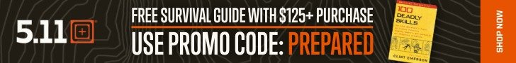 5.11 Tactical Survival Guide