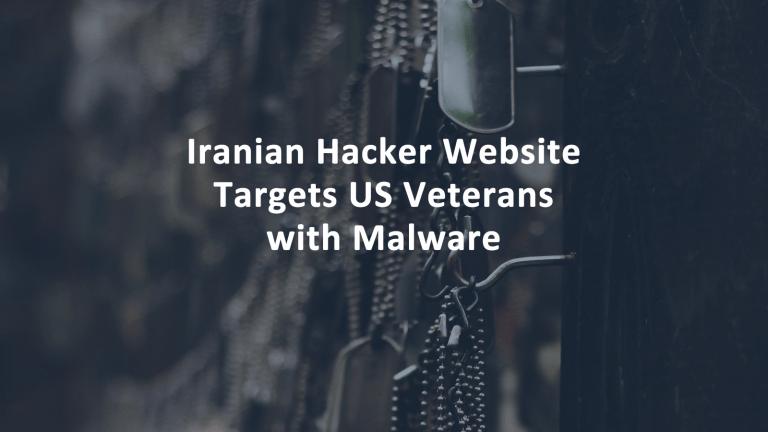 Veterans Malware