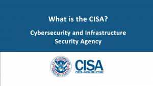 What is CISA?