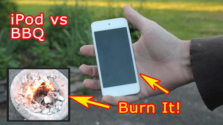 Burn iPod