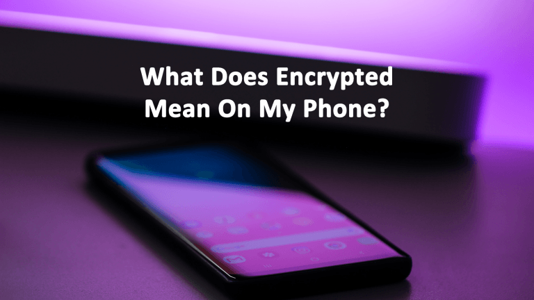 Encrypted Phone
