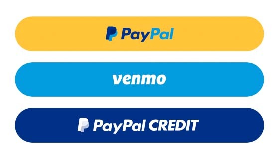 PayPal Venmo- Buttons
