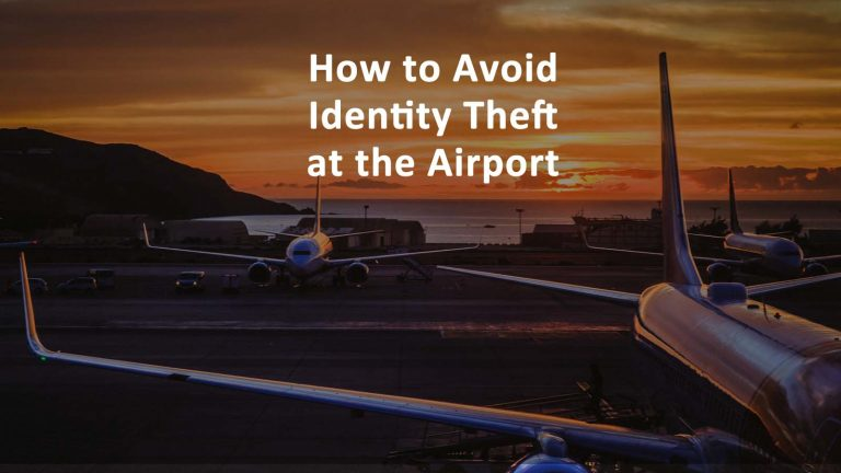 Identity Theft Airport