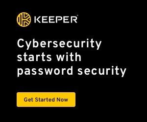 Keeper Password-Security