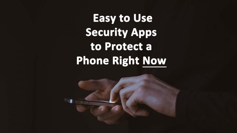 apps protect phone