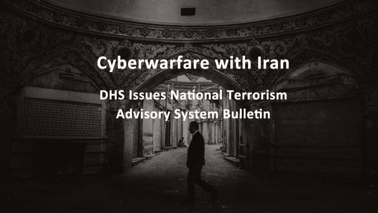 Cyberwarfare with Iran