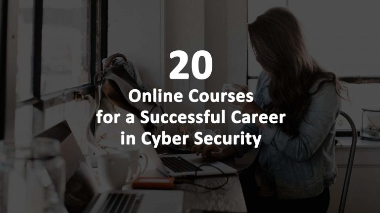 Online Courses Cyber Security Career