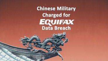 China PLA Equifax Data Breach