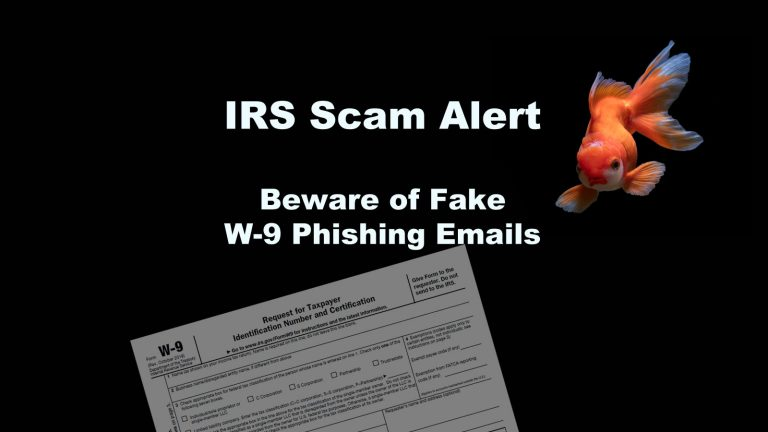 IRS Scam Emotet