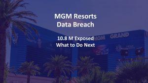MGM Data Breach