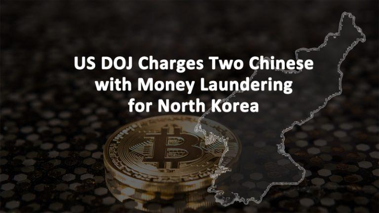 DOJ North Korea Money Laundering