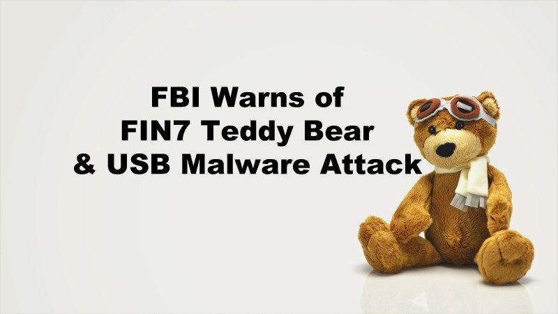 FIN7 USB Flash Drive