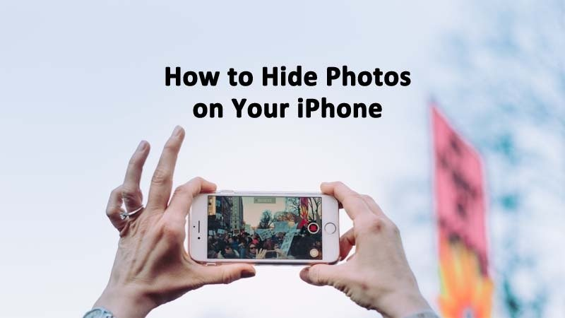Hide Photos iPhone
