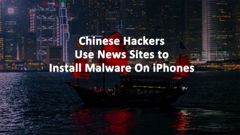 Malware on iPhone