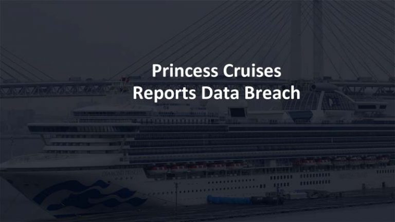 Princess Cruises Data Breach