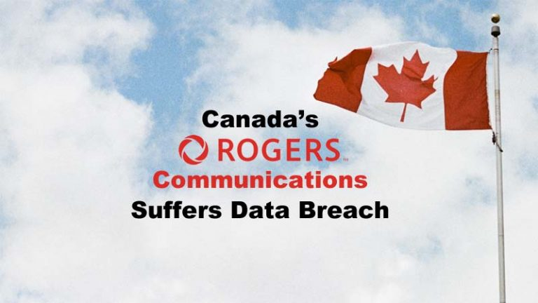 Rogers Communications Suffers Data Breach