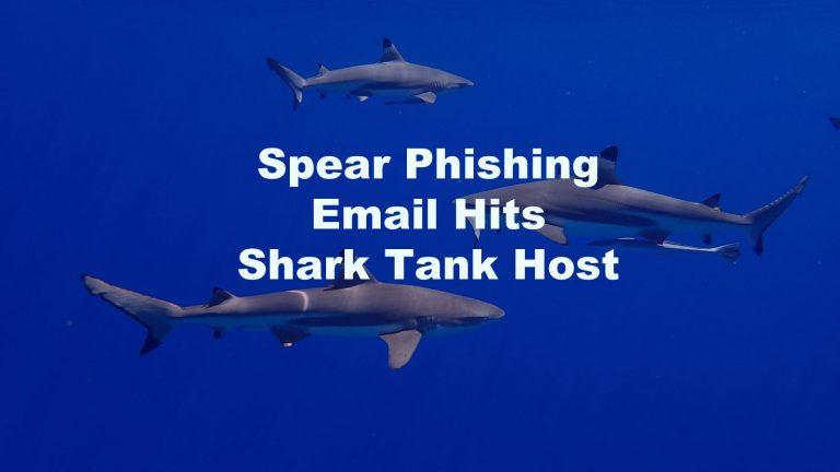 Phishing Email Shark Tank
