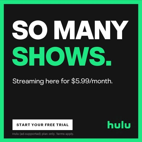 Hulu Streaming FIlms