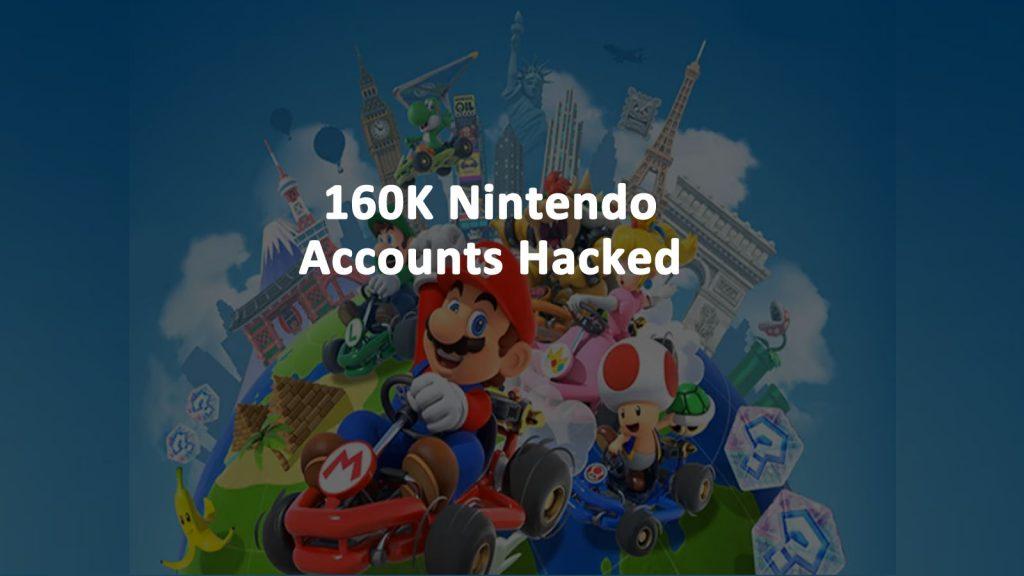 Nintendo Accounts Hacked