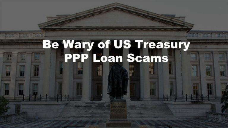 PPP Loan Scams