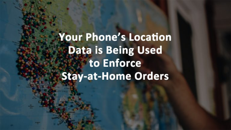 Phone Location Data
