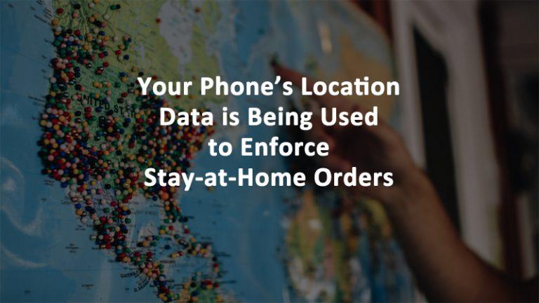 Phone Location Data
