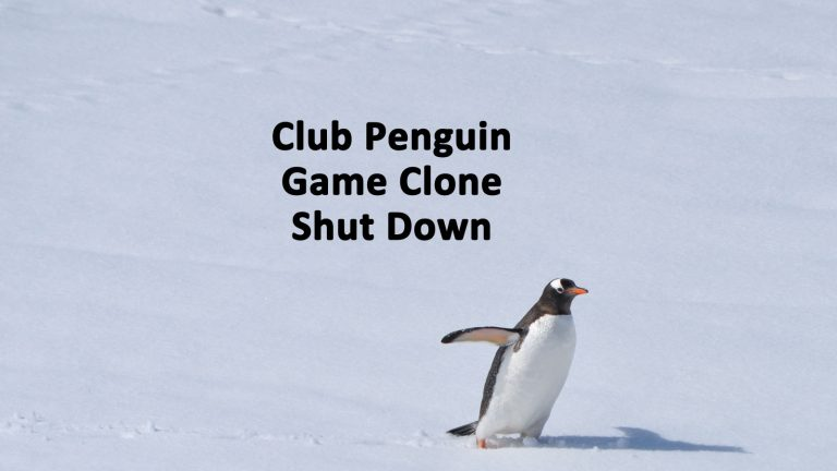 Club Penguin Game Clone