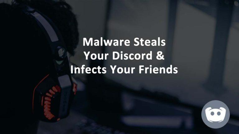 Discord Malware AnarchyGrabber