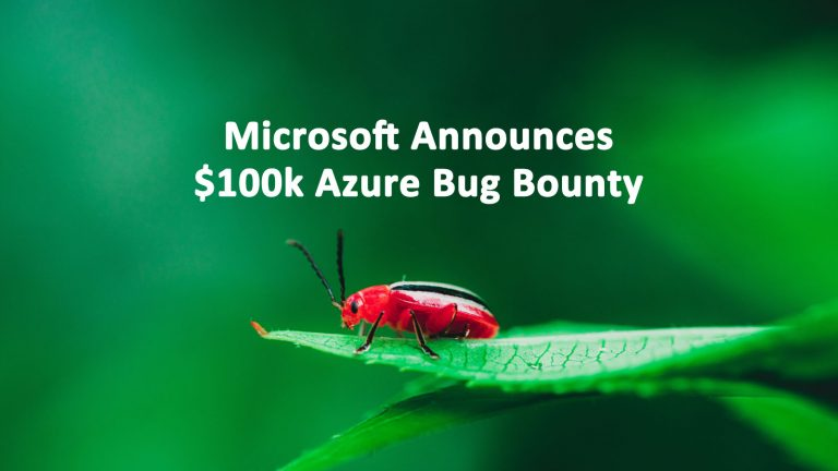 Microsoft Bug Bounty Program