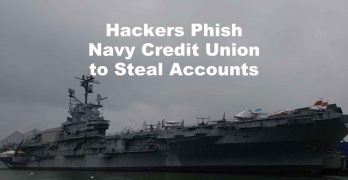 Navy Credit Union Phishing