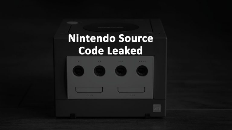Nintendo Source Code-Leak