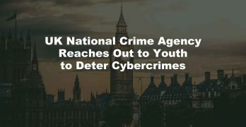 UK NCA Cybercrimes Youth