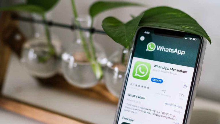 WhatsApp Scam Security
