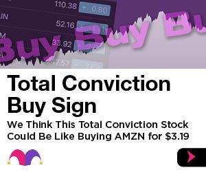 Motley Fool Buy Sign