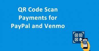 QR Code Scan PayPal