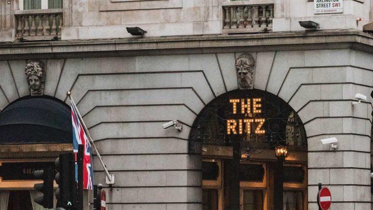 Ritz London Exterior