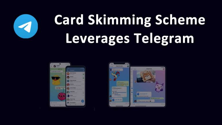 Credit Card Skimming Attack Uses Telegram