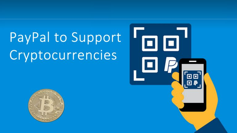 PayPal Cryptocurrencies