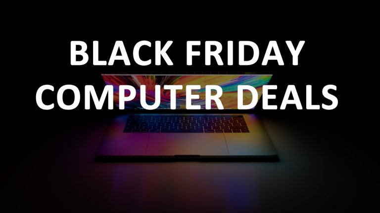 Black Friday Computer Deals