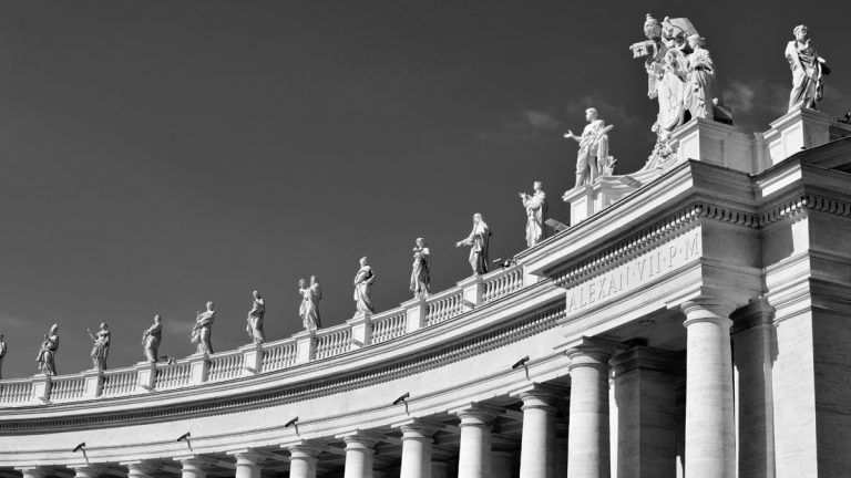 Chinese cyber attacks Vatican