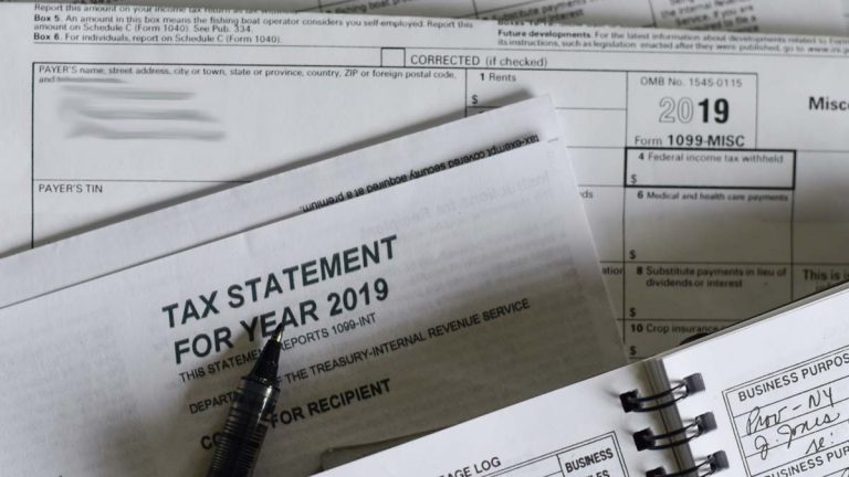 IRS Tax Scam Overdue Invoice