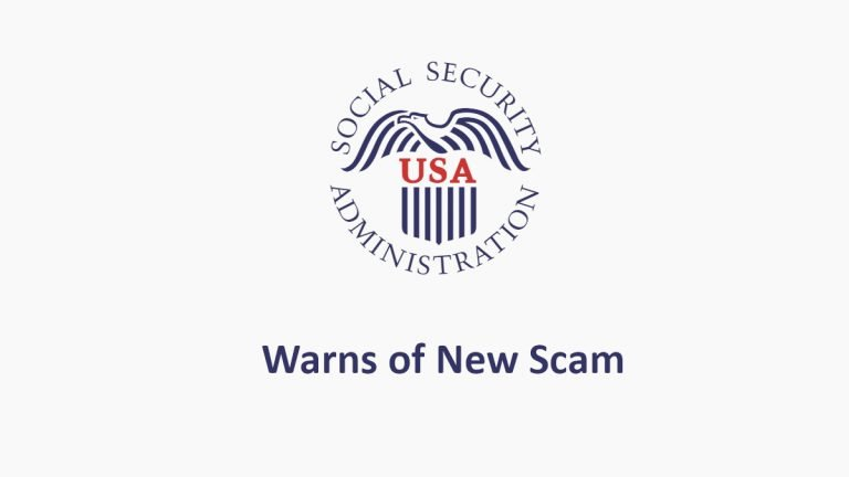 SSA Text Message Scam