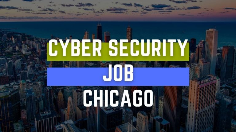 Cyber Security Job Chicago